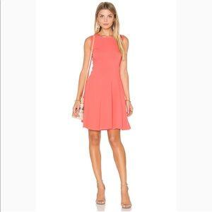 👗 DVF fit & flare dress [white]